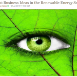Top 10 Business Ideas in the Renewable Energy Sector