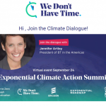 REGISTER NOW: Race to Zero Climate Action Summit