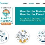 Green Biz: rePurpose Global Promotes Plastic Neutral Solutions