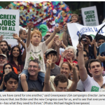 "Greenpeace Releases ""Just Recovery Agenda"" Policy Plans"