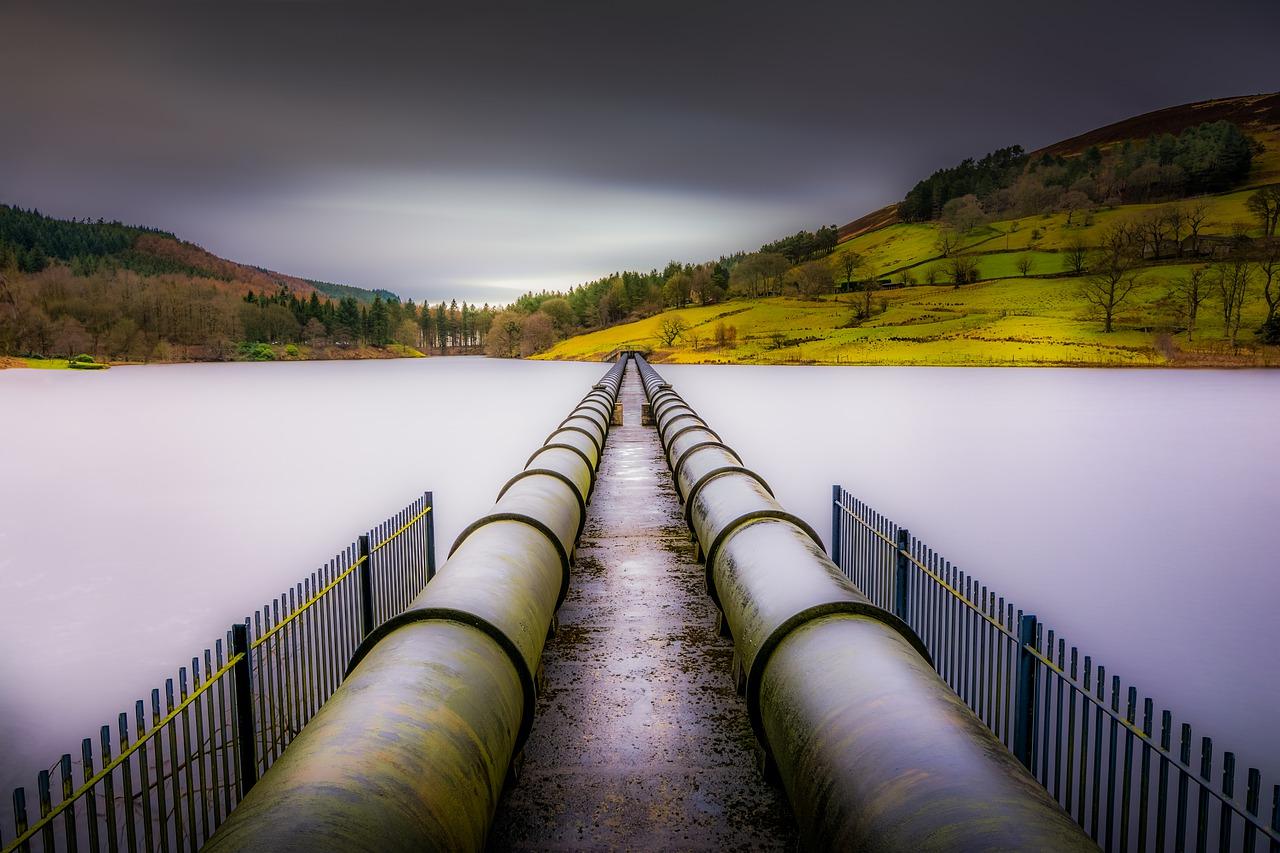 water pipeline hydro energy