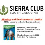 EVENT: Allyship & Environmental Justice