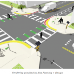 Charleston to Add First Protected Bikeways