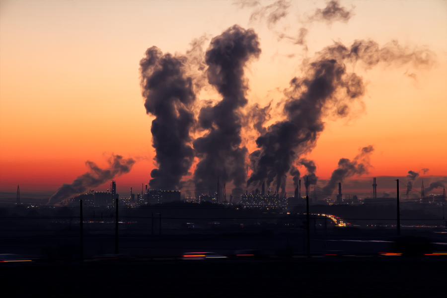 environmental justice - pollution