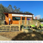 Innovative Climate Change Outreach: Orlando's Tiny Green Home