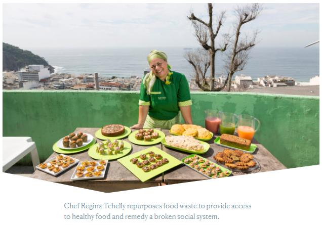 Brazilian Chef