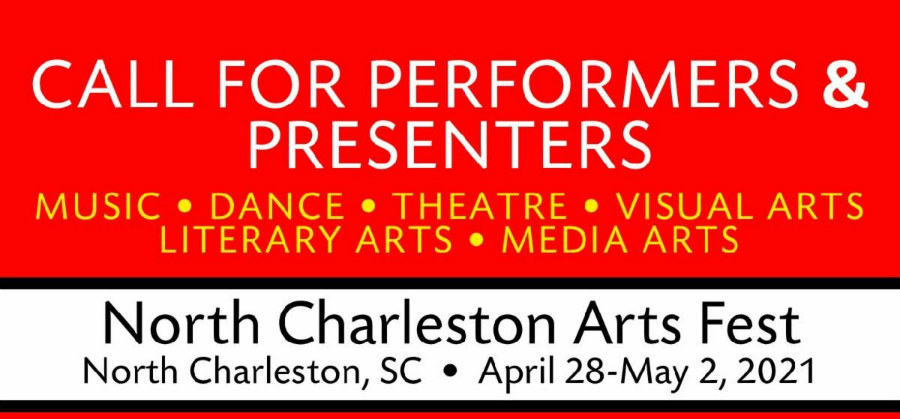 Apply Now to North Charleston Arts Fest