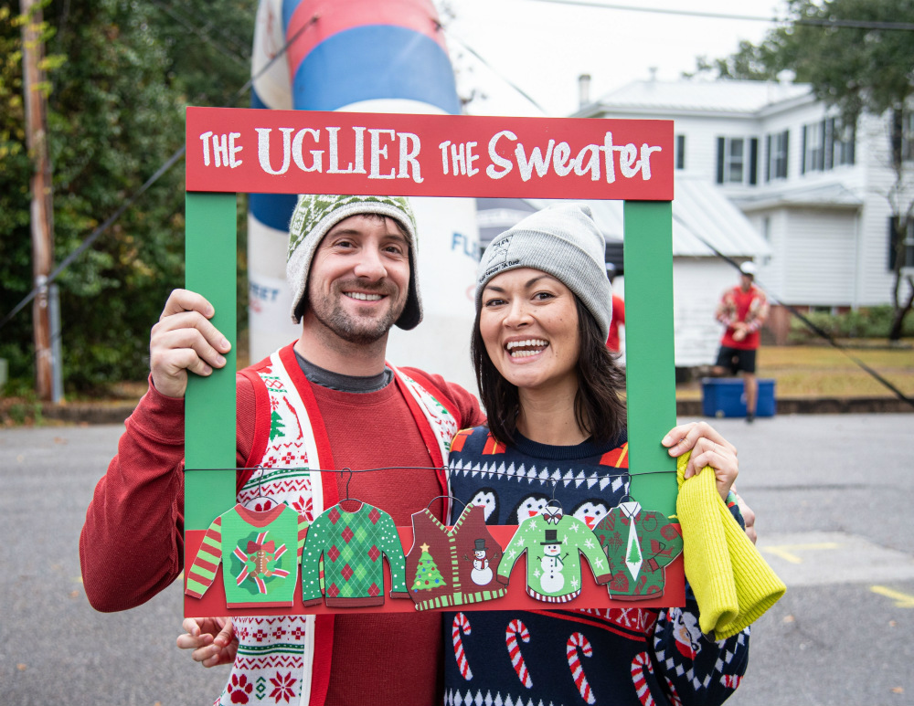 ugly sweater 5k pic