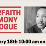 MLK Jr Day Event Interfaith Harmony Dialogue