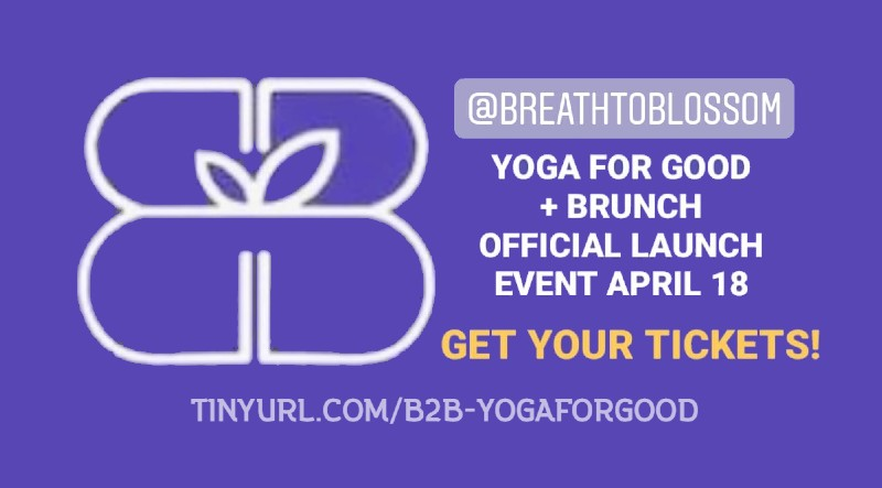 Get Tickets - Yoga for Good