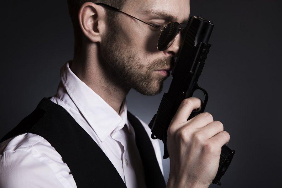 man-and-gun