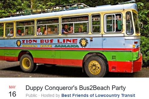 Screenshot- Duppy Conqueror's Bus2Beach Party