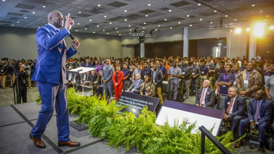 Boeing, Clemson partner to expand opportunities for young men of color