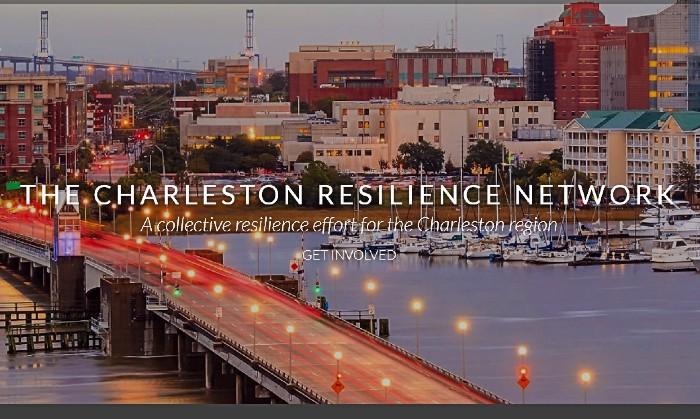 Screenshot Charleston Resilience Network