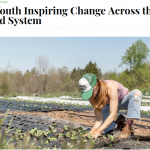18 Youth Inspiring Change Across the Food System