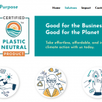 Green Biz: rePurpose Global Promotes Plastic Neutral Solutions