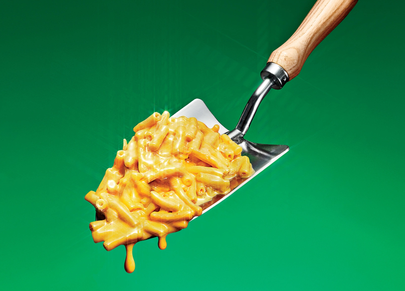 regenerative agriculture meets mac and cheese