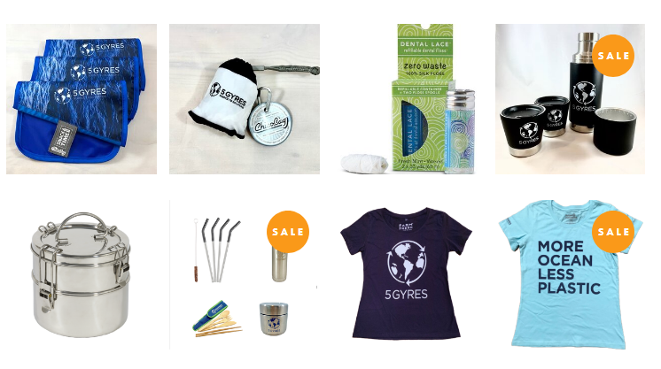 Shop Sustainably — 5Gyres org