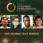 6 Environmental Activists Win 'Green Nobel Prize' Awards