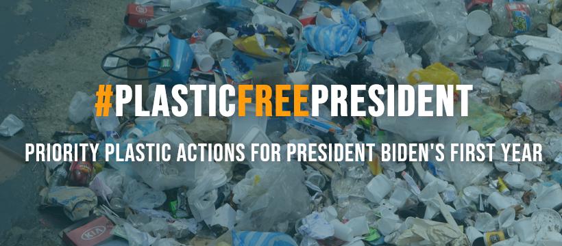 #PlasticFreePresident