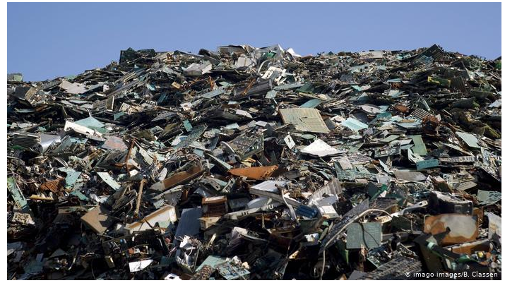 e-waste is a huge problem