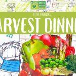 Green Heart's Harvest Dinner is On!