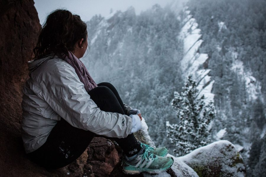 snow-hike