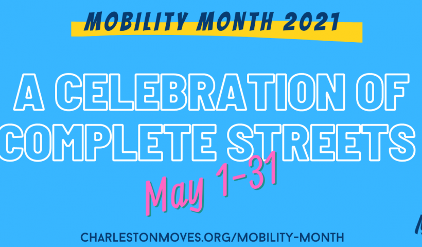 May is Mobility Month