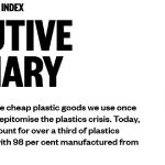 RESOURCE: The Plastic Waste Makers Index
