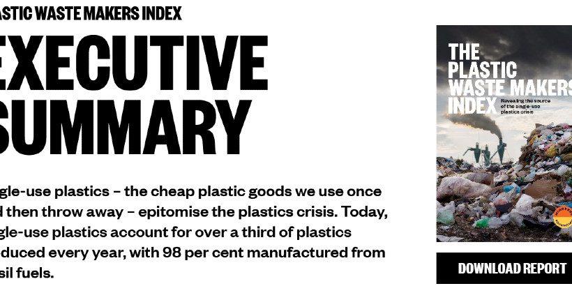 Screenshot-Plastic Waste Makers Index