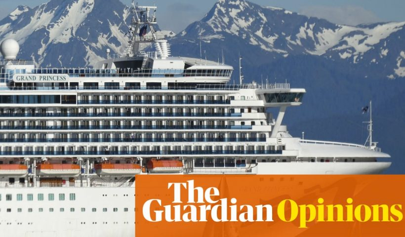 Cruise ships are a catastrophe