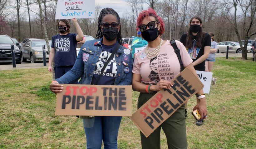 Triumph for Pipeline Protests