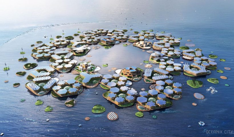 Are Floating Cities a Real Possibility?