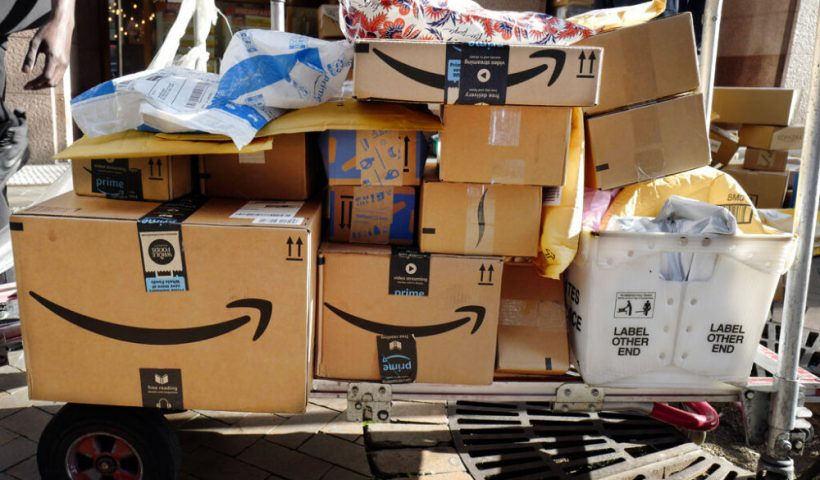 The Prime Effect: The Environmental Footprint Behind The World's Largest Online Retailer
