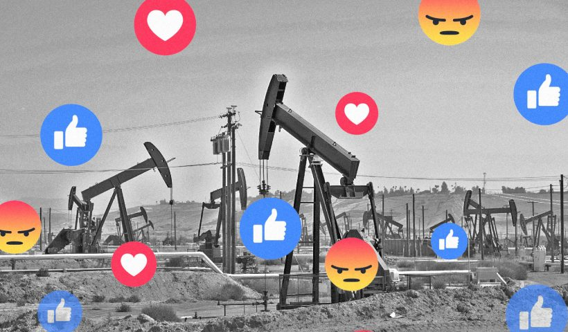 Big Oil spent $10 million on Facebook ads last year — to sell what, exactly?