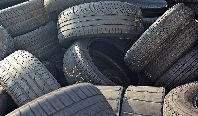 old-tires
